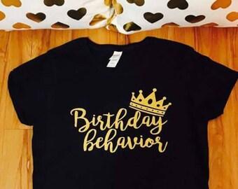 Adult Birthday Shirt Girl Intended For Diy Shirts