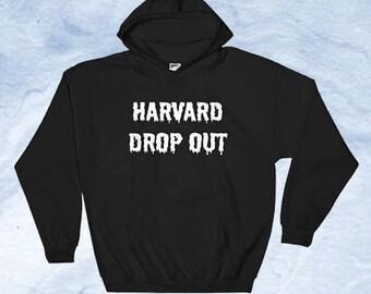 f60dfe88 LIL PUMP Harvard Drop Out Hoodie