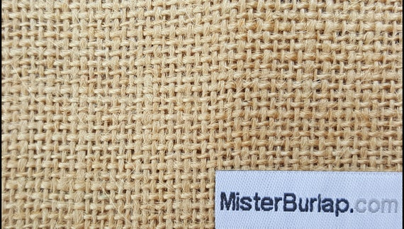 MisterBurlap Men/'s Burlap Pocket Square Accessory
