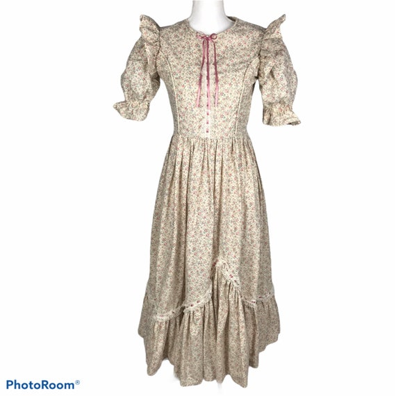 Vintage Cottagecore/Praire Dress