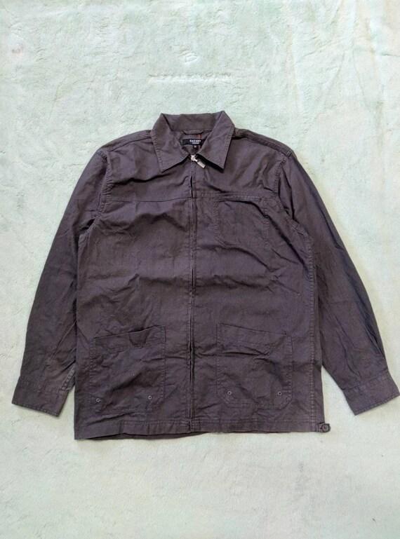 Yohji Yamamoto Sacsny Y'saccs Zipper Jacket Sun Fa