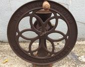 Vintage - Antique - Enterprise Mfg Co Grinder with Key - No. 750