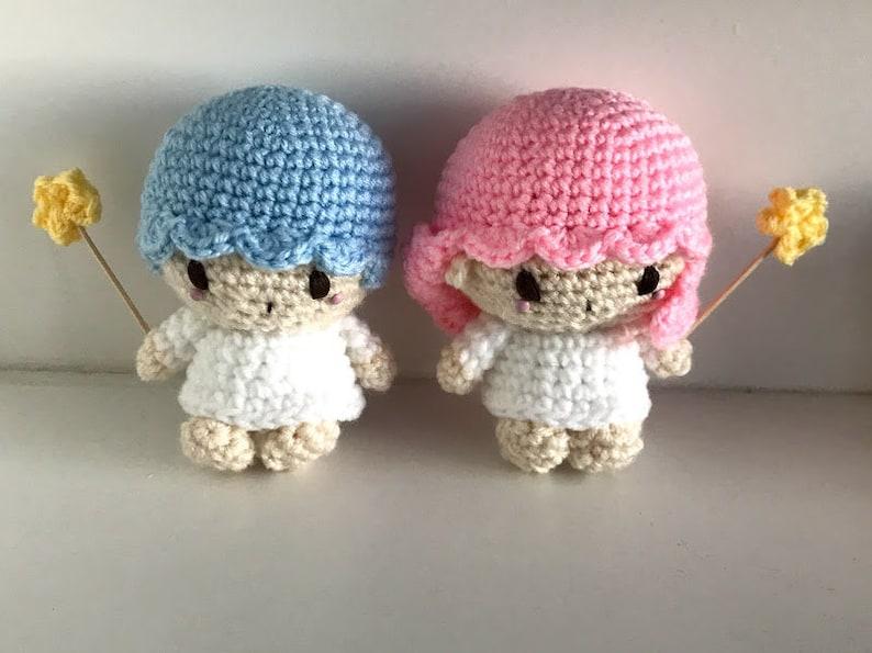 Sanrio little twin stars resin figure model toy gift tyh