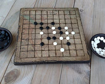 Go Game Board Ancient