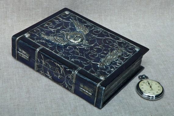 Select Gifts Aracnophobia Spider Sign Engraved Keepsake Message Box