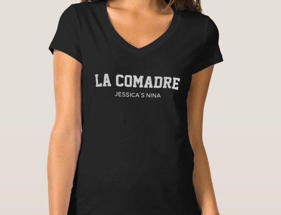01bea58bfea16 Madrina gift, madrina shirt, madrina, comadre shirt, comadre gift, madrina  and padrino gift, compadres