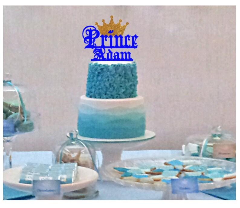 Wondrous Birthday Boy Cake Topper For Boy 1St Birthday Kids Etsy Birthday Cards Printable Opercafe Filternl