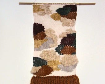 Woven wall hanging: Elliot