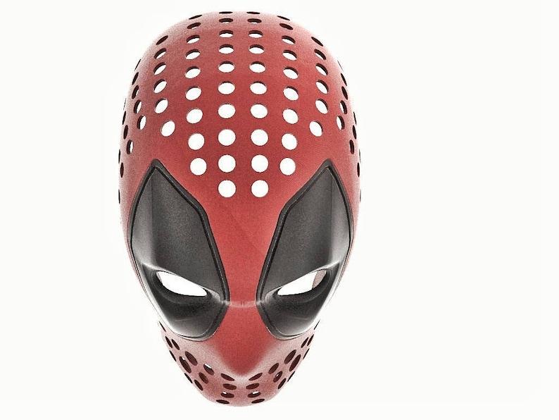 Deadpool Faceshell
