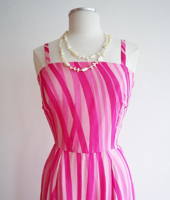 Vintage 1960's | S/M | 30's inspired incredible p… - image 3