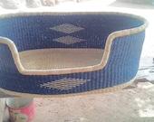 Comfortable Dog Basket Bed