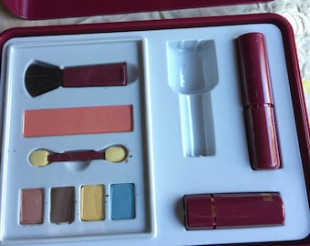 NIB, Vintage Avon Celebration of Beauty Ultra Wear Warm Makeup Collection. 1986