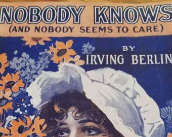 Nobody Knows and Nobody Seems to Care. Hippity Antique Music.