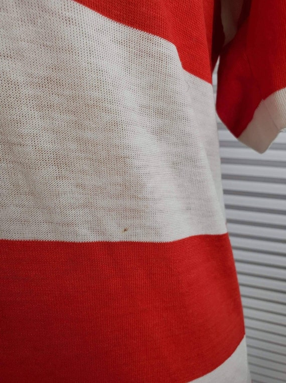 1980's Marlboro Racing Penske Racing Shirt. - image 9