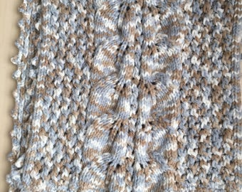 Infinity Scarf / Chunky Knit Scarf / Winter Loop Scarf