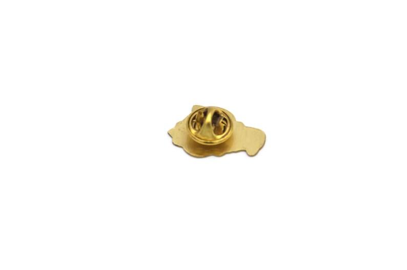 Collectible Sanrio Push Back Pin Vintage Hello Kitty Enamel Pin