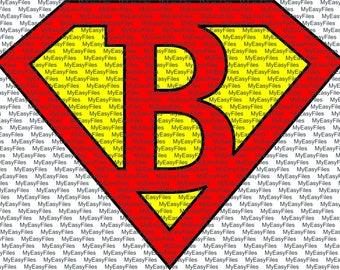 superman svg etsy