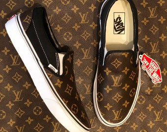 65e136ac79 Inspired by Louis Vuitton vans