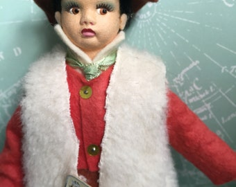 Italian Magis Roma dolll