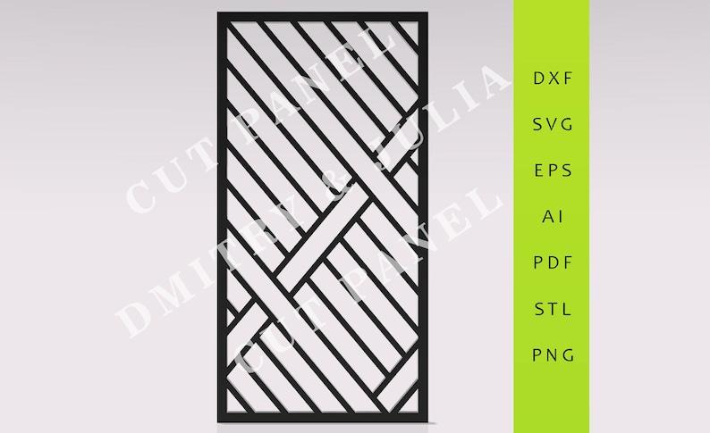 Rotmus - Cut panel DXF/SVG/EPS Ready to Cut File  Cnc template  Plasma &  Laser cut files  Die cut  Cricut/Silhouette  Instant Download