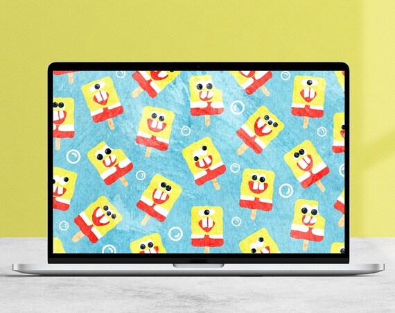 Cursedbob Popsicle Desktop Wallpaper