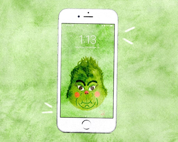 Baby Grinch Wallpaper