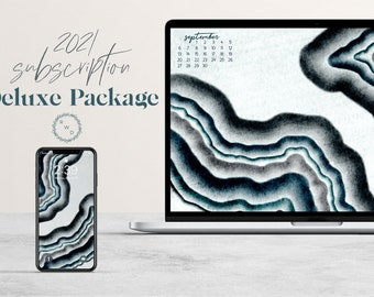 shopRWD 2021 Subscription Service - DELUXE PACKAGE - for iPhone & Android