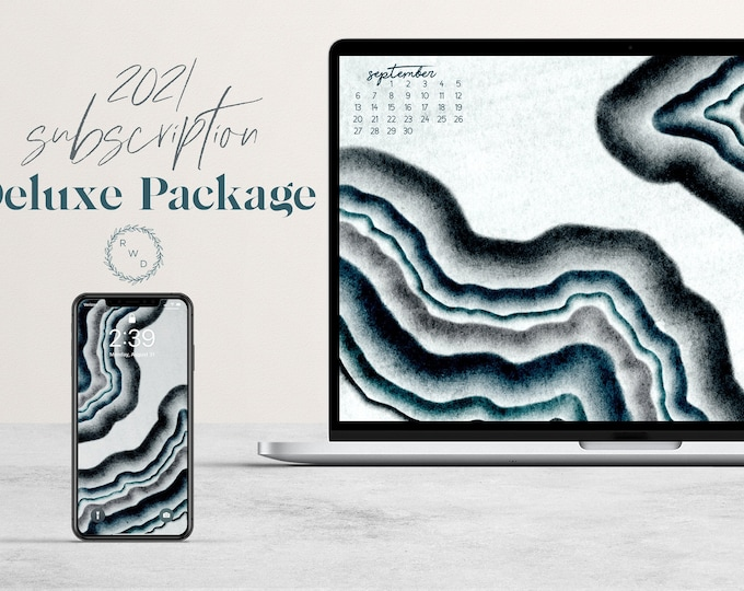 Featured listing image: shopRWD 2021 Subscription Service - DELUXE PACKAGE - for iPhone & Android