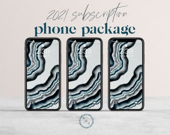 shopRWD 2021 Subscription Service - PHONE PACKAGE - for iPhone & Android