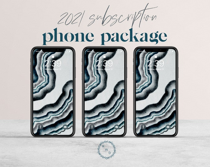 Featured listing image: shopRWD 2021 Subscription Service - PHONE PACKAGE - for iPhone & Android