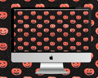 Jack O'Lantern Desktop Wallpaper