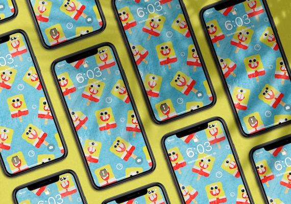 Cursedbob Popsicle Phone Wallpaper