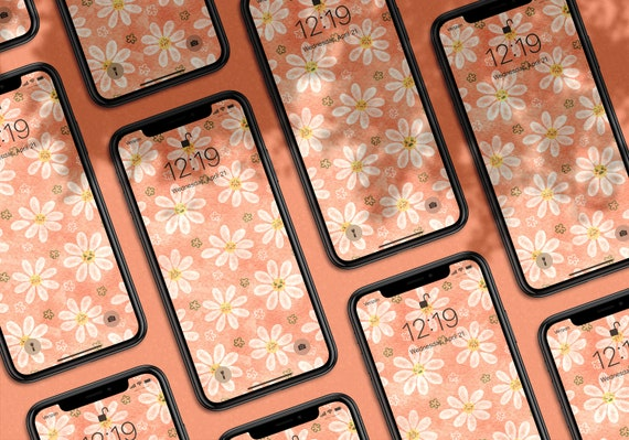 Petal Pals Phone Wallpaper