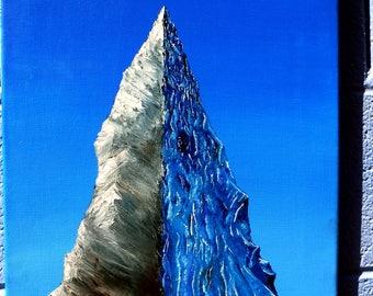 Summit - Oil Painting