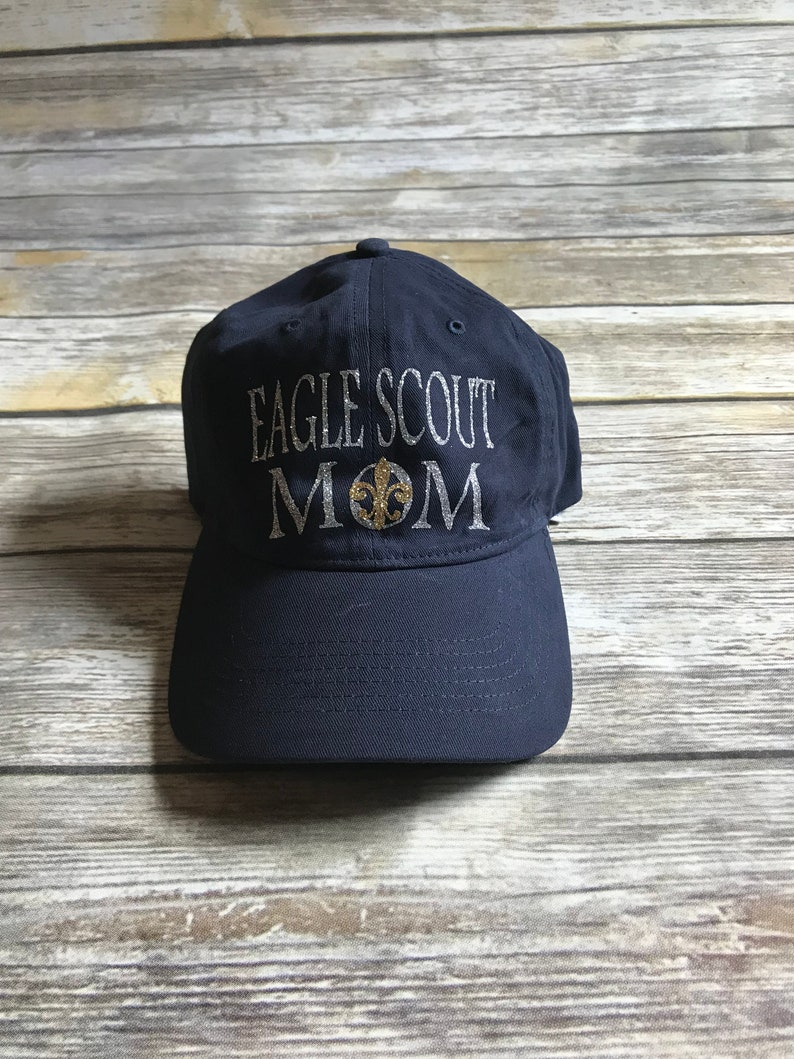 Eagle Scout Mom Baseball Hat Eagle Scout Mom Hat Eagle  e401eabb47a