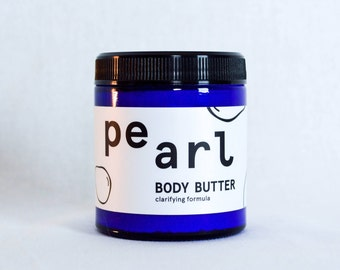 Body Butter: Clarifying Formula