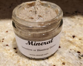Mineral Toothpaste