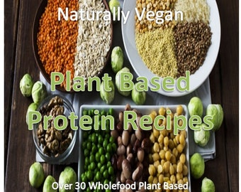 Protein Packed Plant Based Cookbook