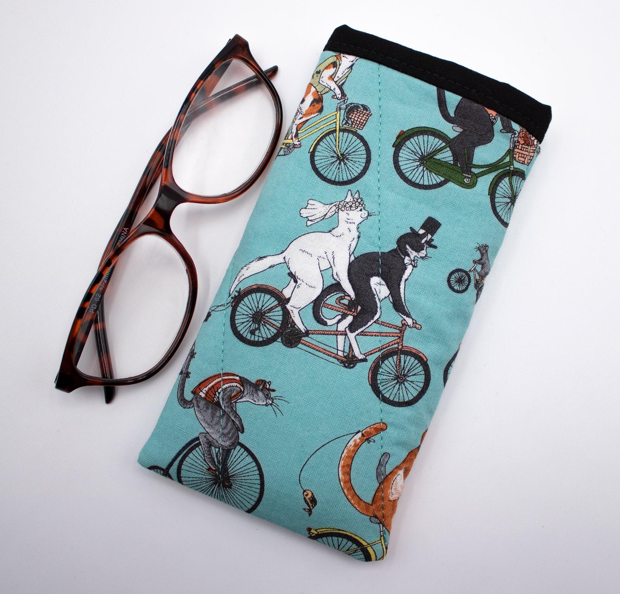Eyeglass case padded