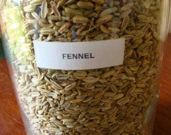 Fennel Herb/Seed