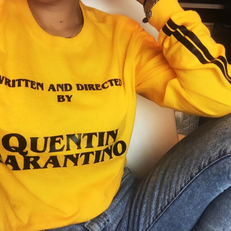 69531f53c9a0c Written by Quentin Tarantino Shirt Vintage 90 s T-shirt