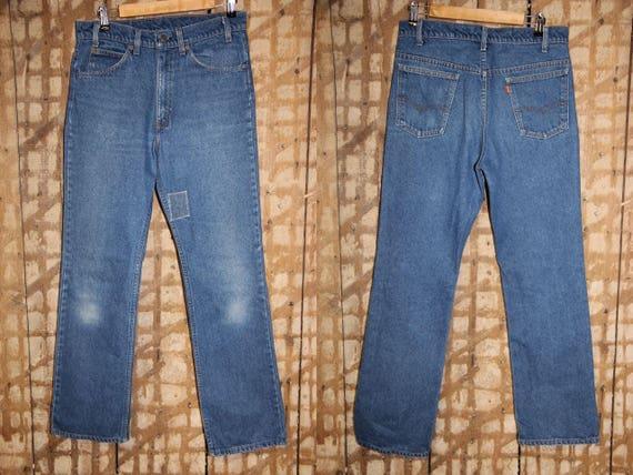 Vintage LEVI'S Jeans , Levis Orange Tag Jeans , Hi