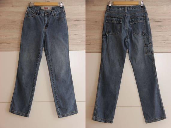 f2a3896d Vintage Hydraulic Carpenter Jeans Straight leg jeans 29 | Etsy