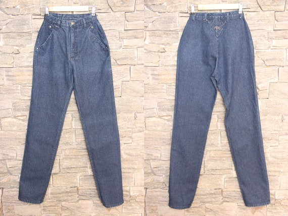 Vintage ROPER Jeans , High Waisted Jeans , 24 25 W