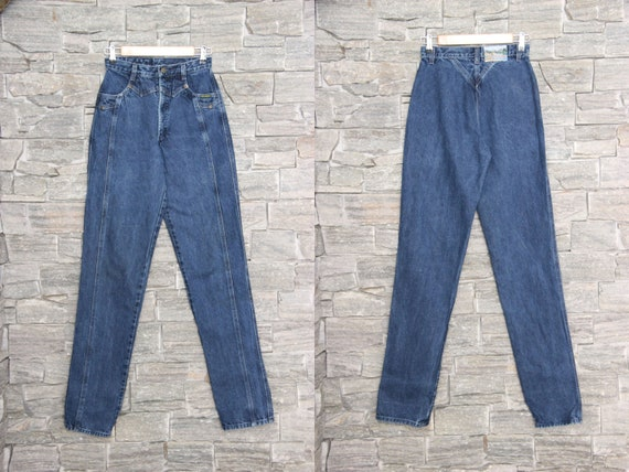 Vintage ROCKIES Jeans , Women's High Waisted Jeans