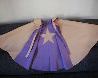 Princess cotton reversible Cape