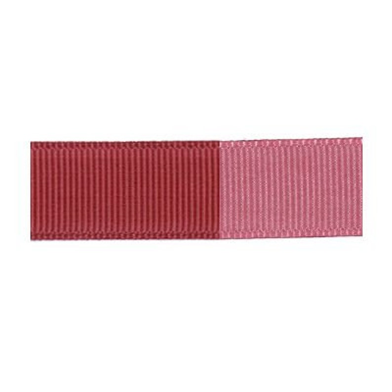 Red fancy big grain ribbon