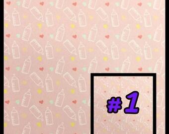 Sweet Pea #1-#5