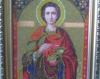 Icon of St.Panteleimon