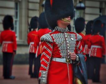 Changing of the Guards Canvas